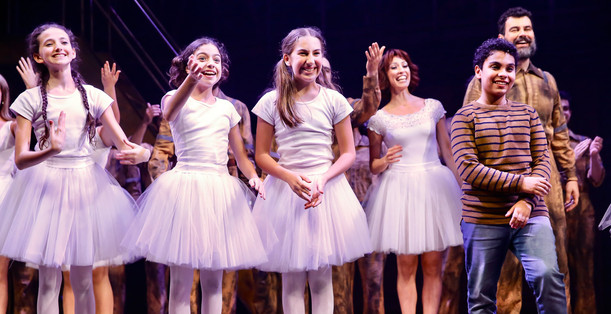 Estreia do musical Billy Elliot-9284-2.j