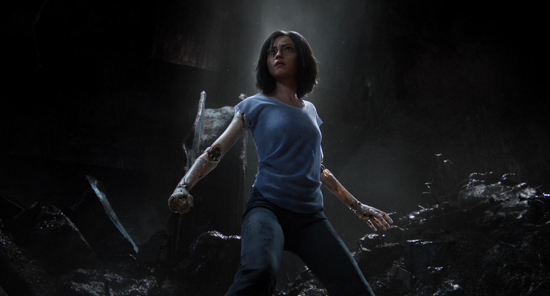 Alita - Anjo de Combate (5)