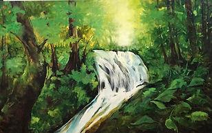Cachoeira da Sussuarana(150 x 250 cm)201