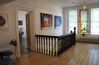 Gallery at llanover hall art centre, cardiff