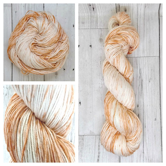 Clementine available in 4ply, DK, Aran, Sock in Wool and Cotton