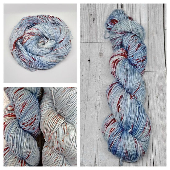 Ruth's Resolve available in 4ply, DK, Aran, Sock in Wool and Cotton
