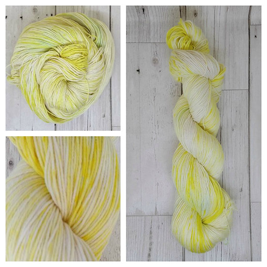 Sunshine available in 4ply, DK, Aran, Sock in Wool and Cotton