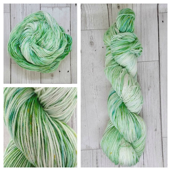 Kelp available in 4ply, DK, Aran, Sock in Wool and Cotton