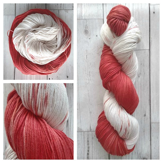 Grace's  Bravery available in 4ply, DK, Aran, Sock in Wool and Cotton