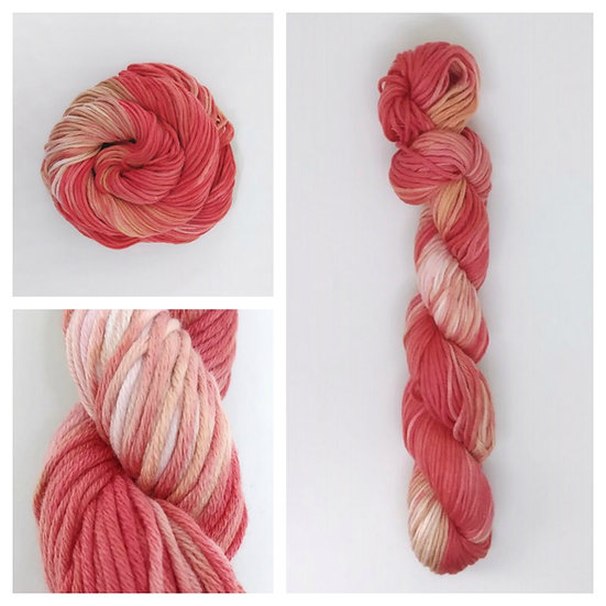 Twizel available in 4ply, DK, Aran, Sock in Wool and Cotton