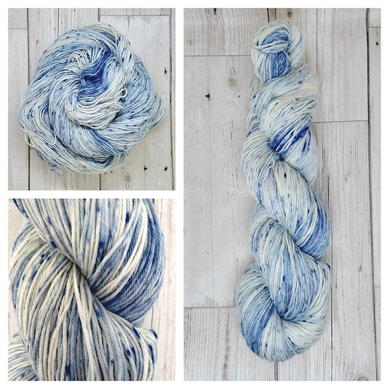 Swell available in 4ply, DK, Aran, Sock in Wool and Cotton