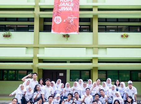 Press Release - Janji Jiwa x SMAN 66 Jakarta