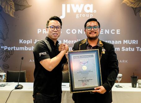 Press Release - Janji Jiwa pecahkan rekor MURI