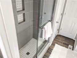 Small Custom Shower
