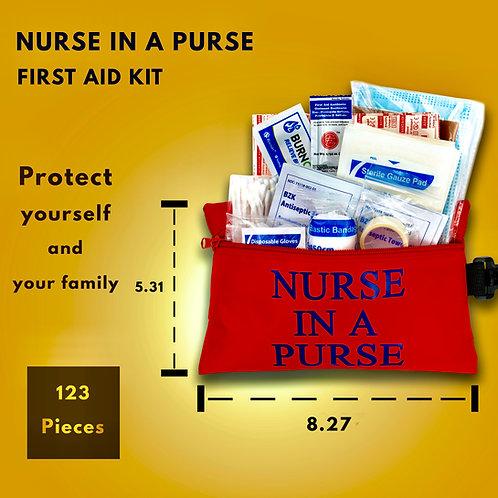 The Original Nurse in A Purse