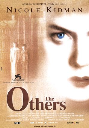 One of the posters for the 2001 film, 'The Others', which is based on 'The Turn of the Screw'.