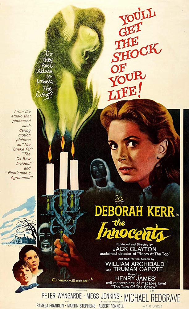 A second poster for 'The Innocents'