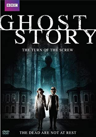 One of the two posters for the BBC's 2009 adaptation of 'The Turn of the Screw'