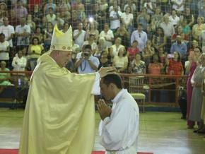 Ordenação do Padre Fabiano em Iguatemi