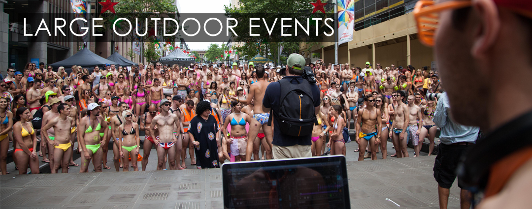 Large Outdoor Events