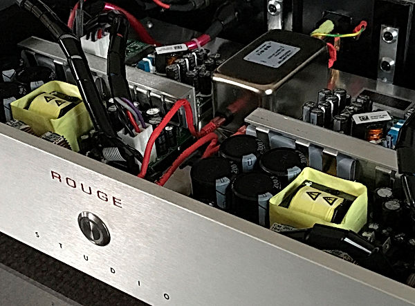 Amplifiers with IcePower 1200AS2, class D module