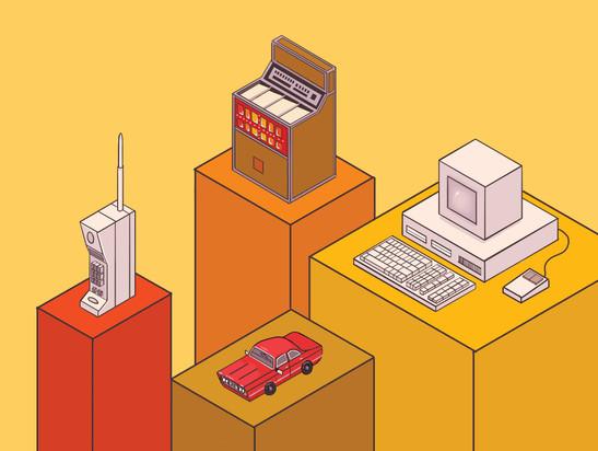 Isometric Machines