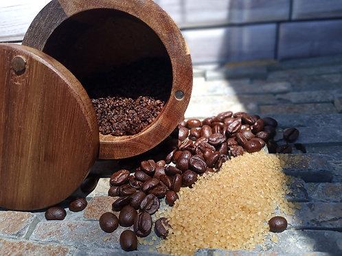 Organic Coffee Sugar Scrub