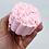Thumbnail: Hemp Bath Bomb- RoseWood Zing- B104