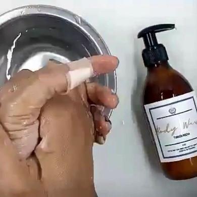 Hemp Bath Wash