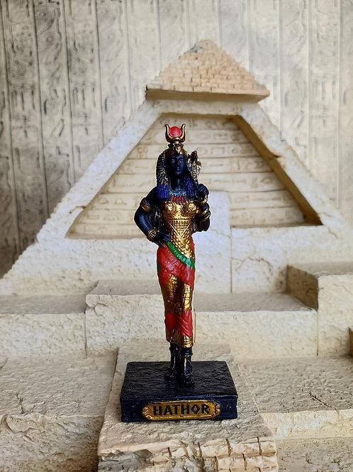 Vintage Hathor Mini Statue