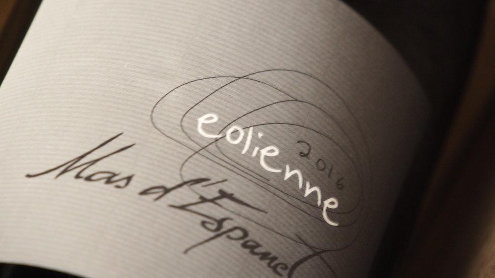 """AOP Languedoc Blanc, Mas d'Espanet, Cuvée """"Eolienne"""", 2016"""