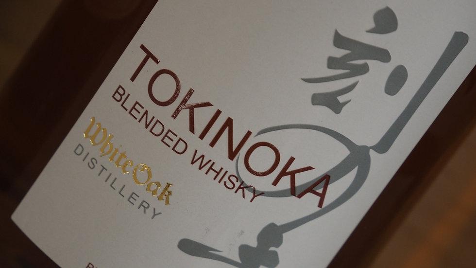 Tokinoka blended whisky, 40%
