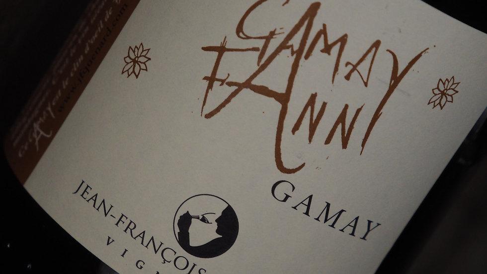 """AOP Savoie Gamay, Domaine Jean-François Quénard, Cuvée """"Fanny"""", 2019"""