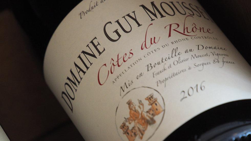 Domaine Guy Mousset, AOP Côtes-du-Rhône 2017