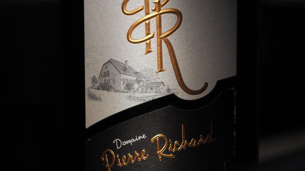 """AOP Côtes du Jura, Domaine Pierre Richard, cuvée """"Confidence"""", 2015"""