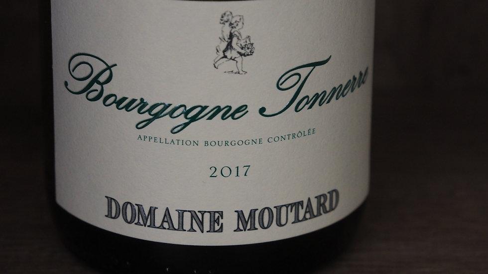 AOP Bourgogne Tonnerre, Famille Moutard, 2017