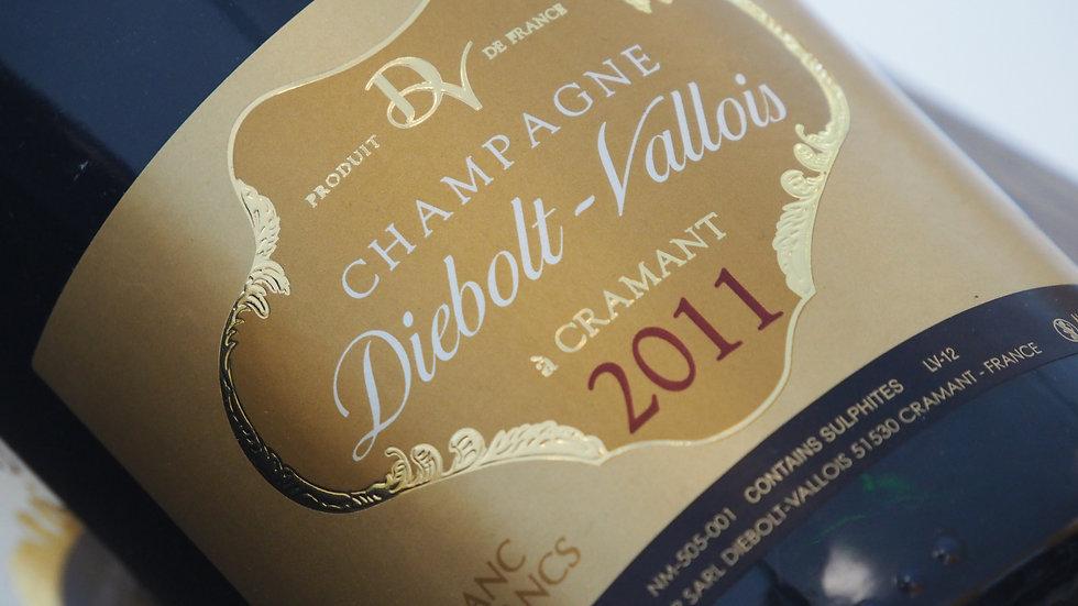 Maison Diebolt-Vallois, AOP Champagne, millésimé 2011