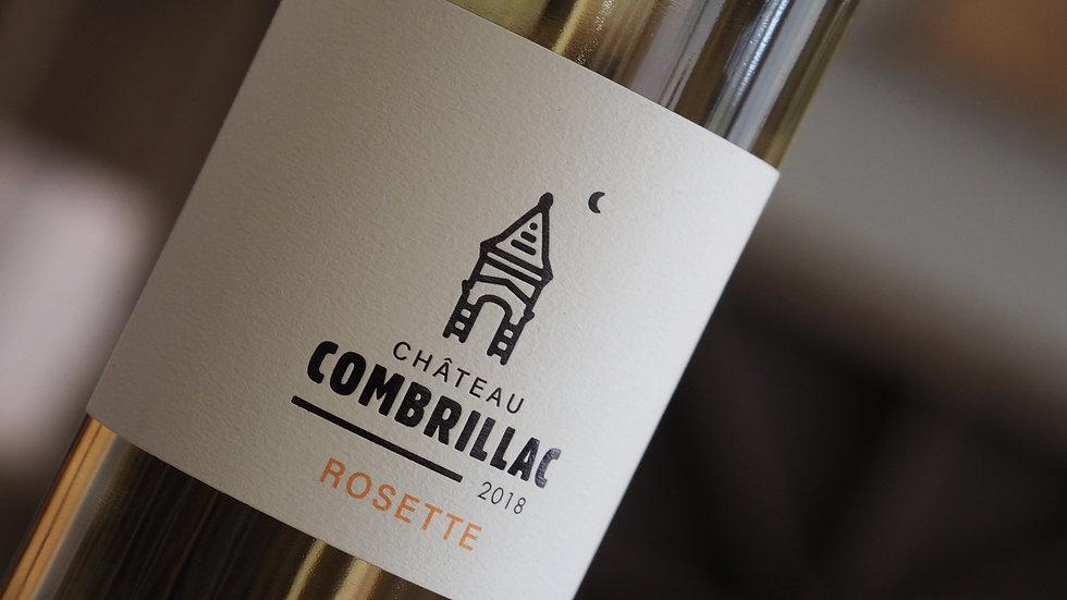 Domaine de Combrillac, AOP Rosette, 2018