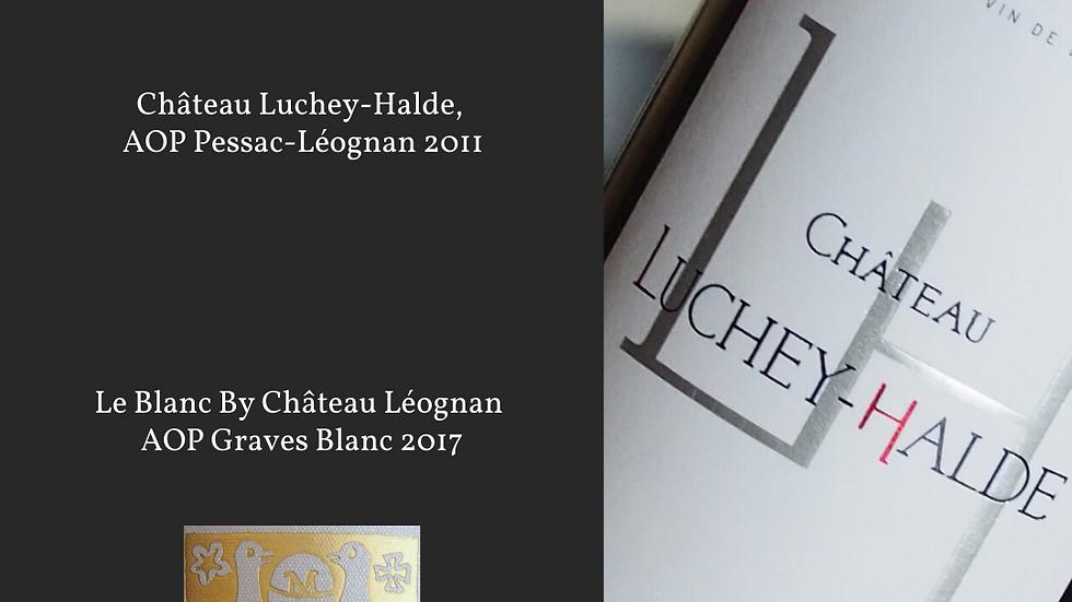 Coffret n°4, Grands Vins de Bordeaux