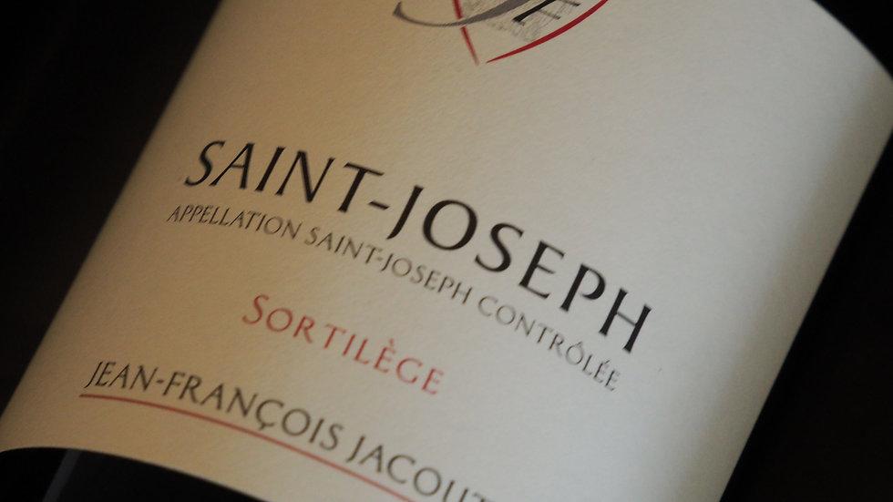AOP Saint Joseph, Domaine Jean-François Jacouton, 2016