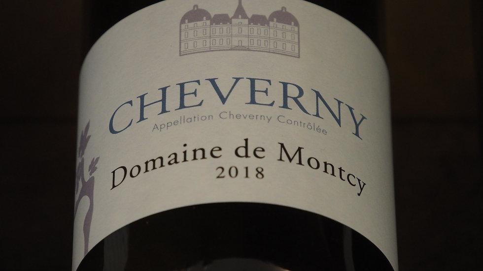 Domaine de Montcy, AOP Cheverny, 2018