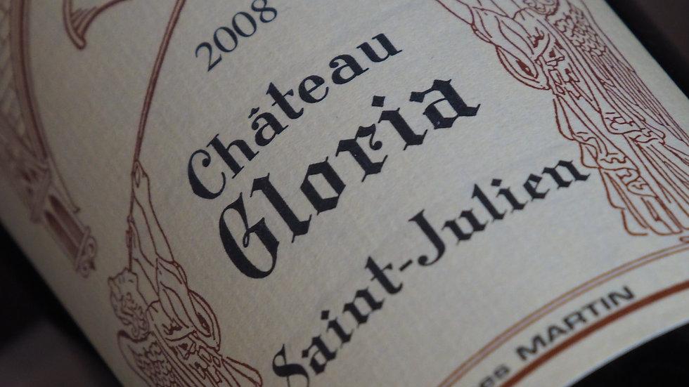 Château Gloria, 2008, AOP Saint Julien