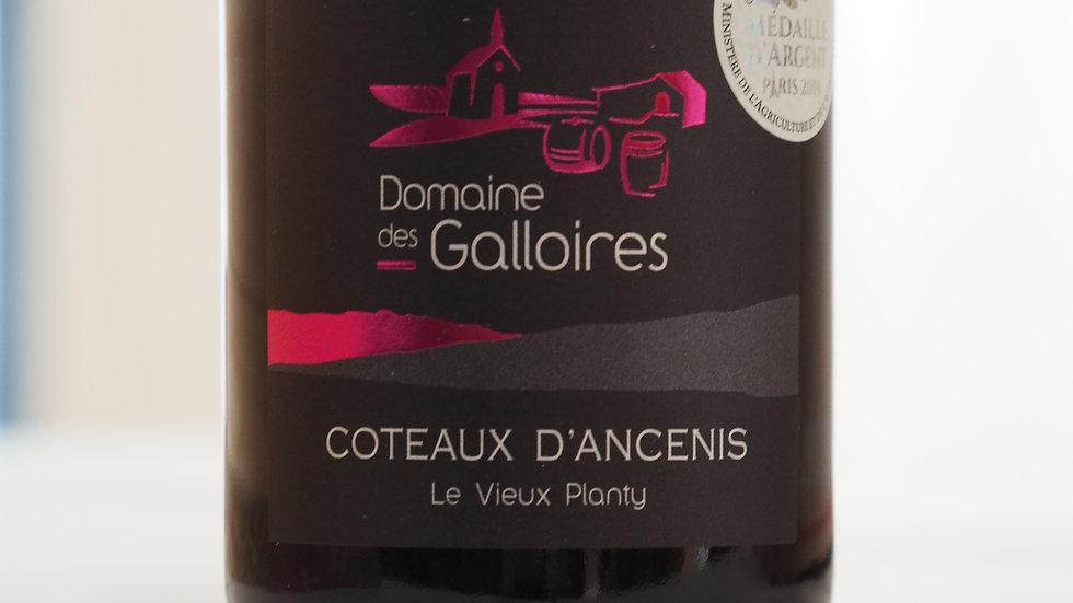 """AOP Côteaux d'Ancenis, Domaine des Galloires, Cuvée """"Le vieux Planty"""", 2018"""
