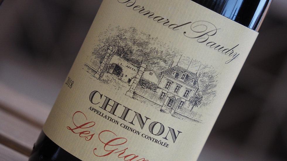 """AOP Chinon, Domaine Bernard Baudry, Cuvée """"Les granges"""",2018"""