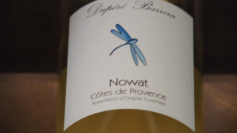 """Domaine Dupéré Barrera, Cuvée """"Nowat"""", AOP Côtes de Provence Blanc, 2017"""