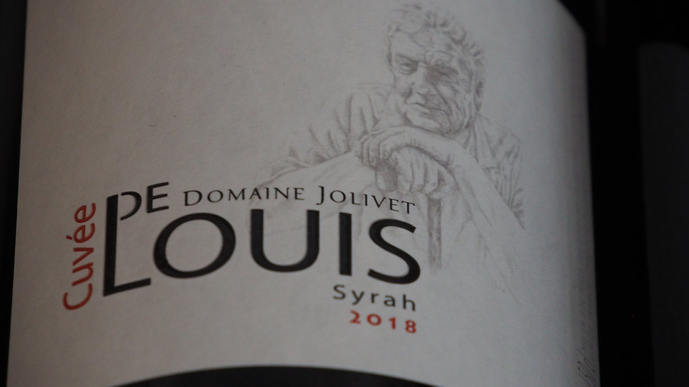 Domaine de Jolivet, Cuvée de Louis 2018, Magnum 1.5L