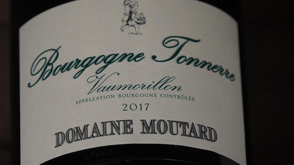 """AOP Bourgogne Tonnerre, Domaine Moutard, Cuvée """"Vaumorillon"""", 2017"""