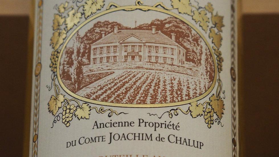 Château D'arricaud, AOP Graves Supérieures, 2012