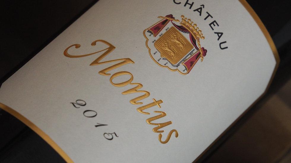 AOP Madiran, Chateau Montus, 2015