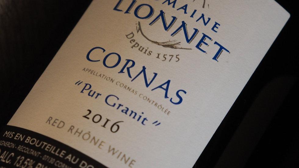 """AOP Cornas, Domaine Lionnet, Cuvée """"Par Granit"""", 2016"""