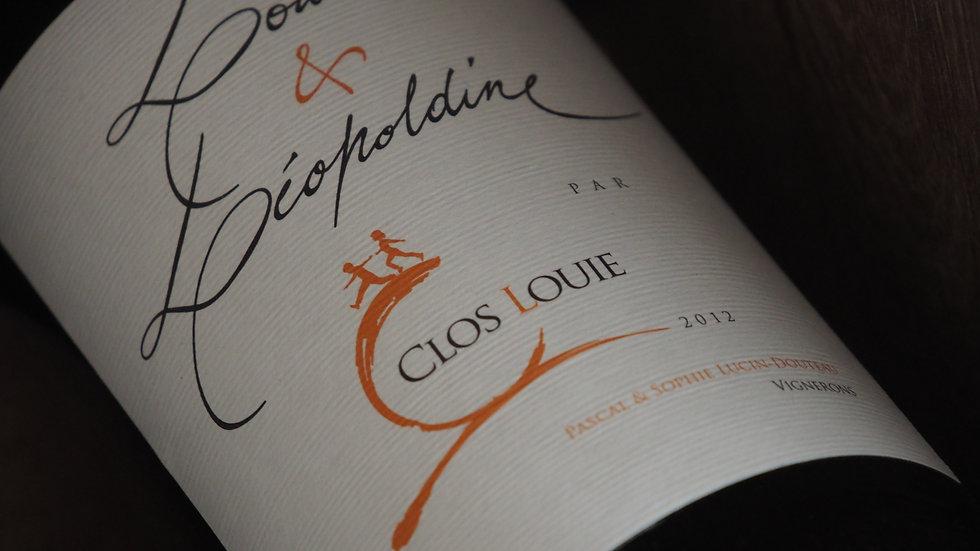 """Clos Louie, Cuvée """"Louison & Léopoldine"""", AOP Castillon-Côtes de Bordeaux, 2012"""