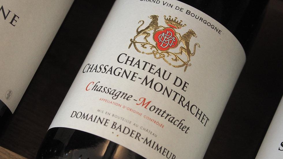 AOP Chassagne Montrachet, 2011, Domaine Bader Mimeur