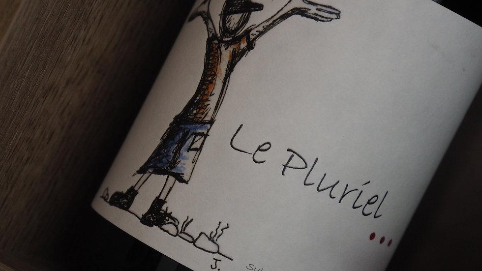 """Clos des Boutes, Cuvée """"Le Pluriel"""" 2018, AOP Costières de Nîmes"""