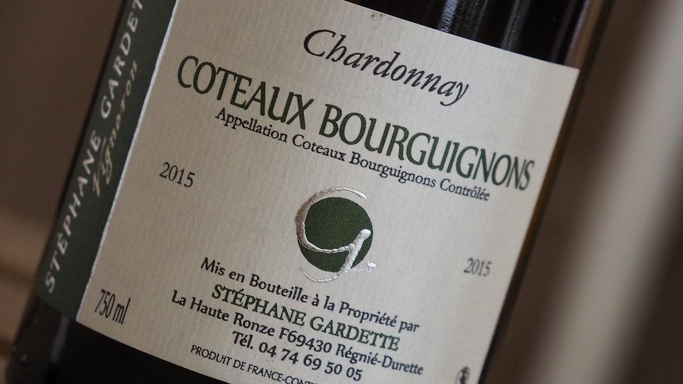 AOP Coteaux bourguignon, Domaine Stéphane Gardette, 2017